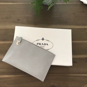 Beautiful, Brand New Prada Envelope!